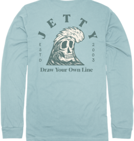 Jetty Jetty Grom Grim Ripper UV Long Sleeve Shirt