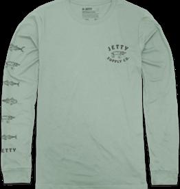 Jetty Jetty Shad UV Long Sleeve Shirt