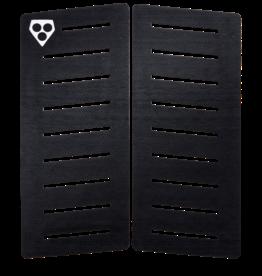 Gorilla Gorilla Skinny Mid Deck Two Traction Pad Black