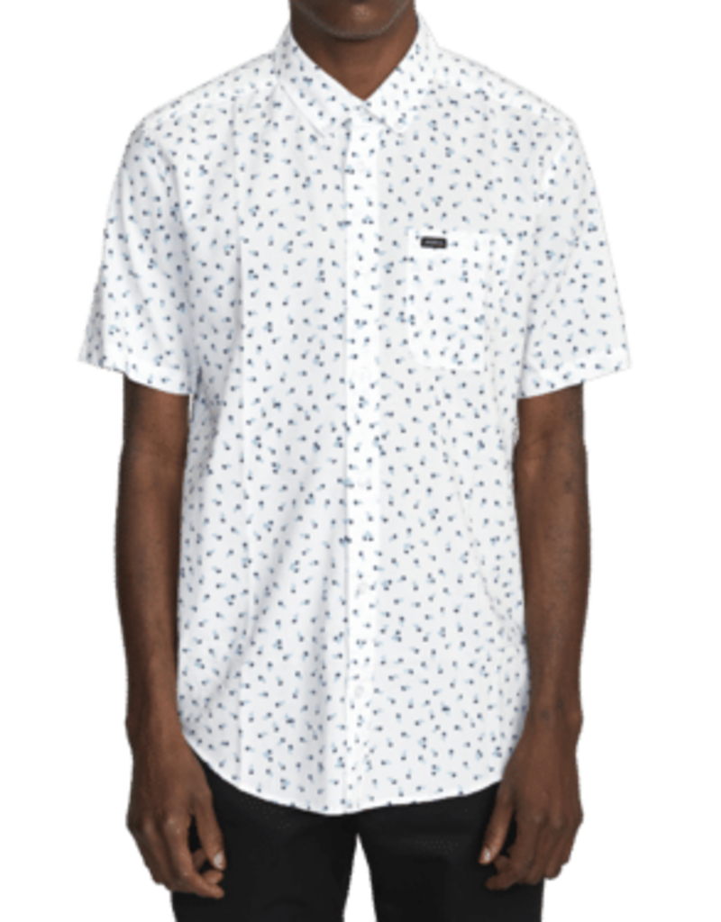 RVCA RVCA Scattered Short Sleeve Shirt