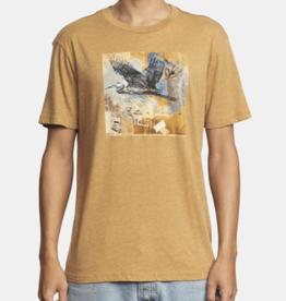 RVCA RVCA Horton Heron Short Sleeve Tee