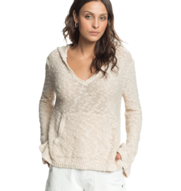 Roxy Roxy Hang With Me Hooded Poncho Sweater