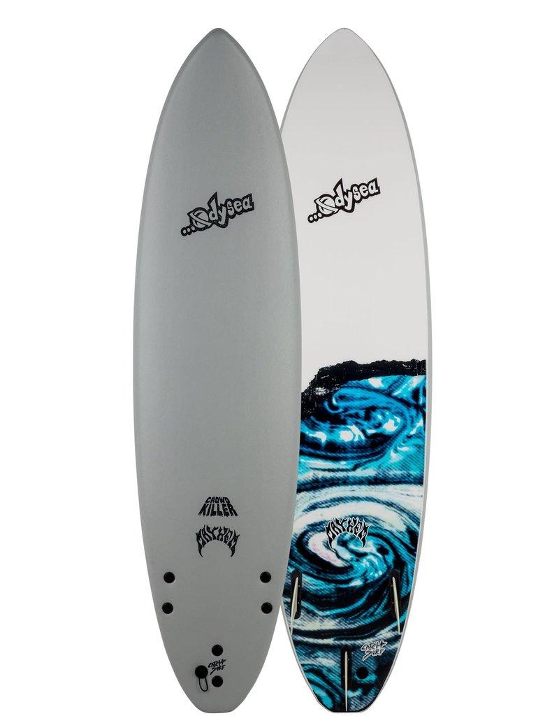 Catch Surfboard Co. Catch Surf Odysea x Lost Crowd Killer 7'2 - Grey