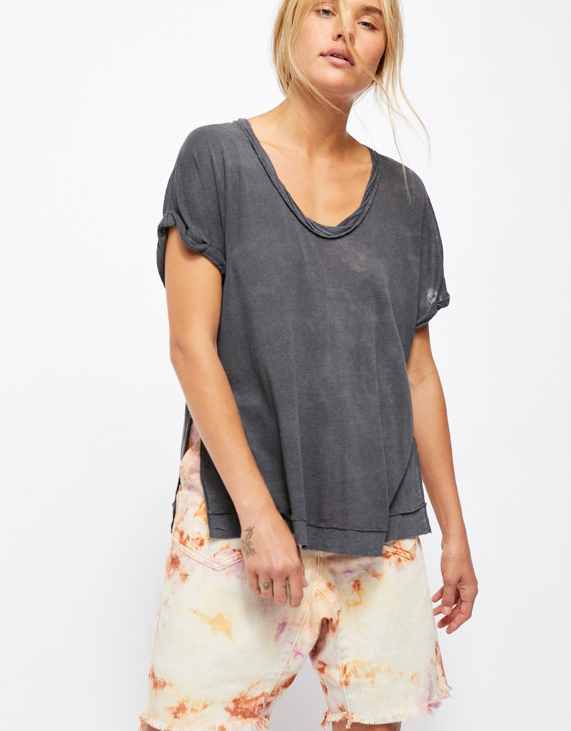 Free People Free People Under The Sun Tee
