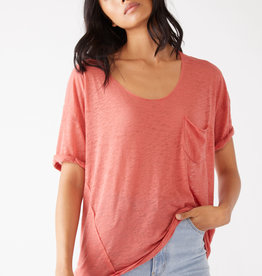 Free People Free People Summer Sky Tee
