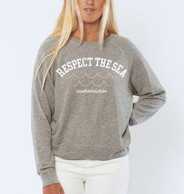 Sisstr Sisstr Respect the Sea Fleece