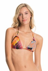 Maaji Maaji Foliage Fever Balmy Triangle Bikini Top