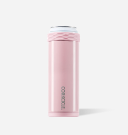 Corkcicle Corkcicle Slim Arctican - 12oz Gloss Rose Quartz