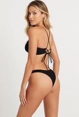 Bond-Eye BOUND by Bond-Eye The Selena Bralette Ribbed Bikini Top