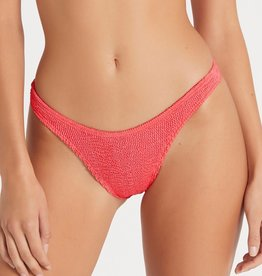 Bond-Eye Australia BOUND by Bond-Eye The Scene High-Cut Ribbed Bikini Bottom