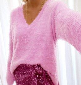 Show Me Your Mumu Show Me Your Mumu Cozy Forever Sweater