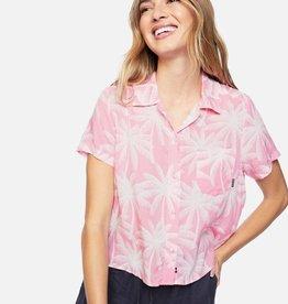 Hurley Hurley Getaway Printed Short Sleeve Shirt