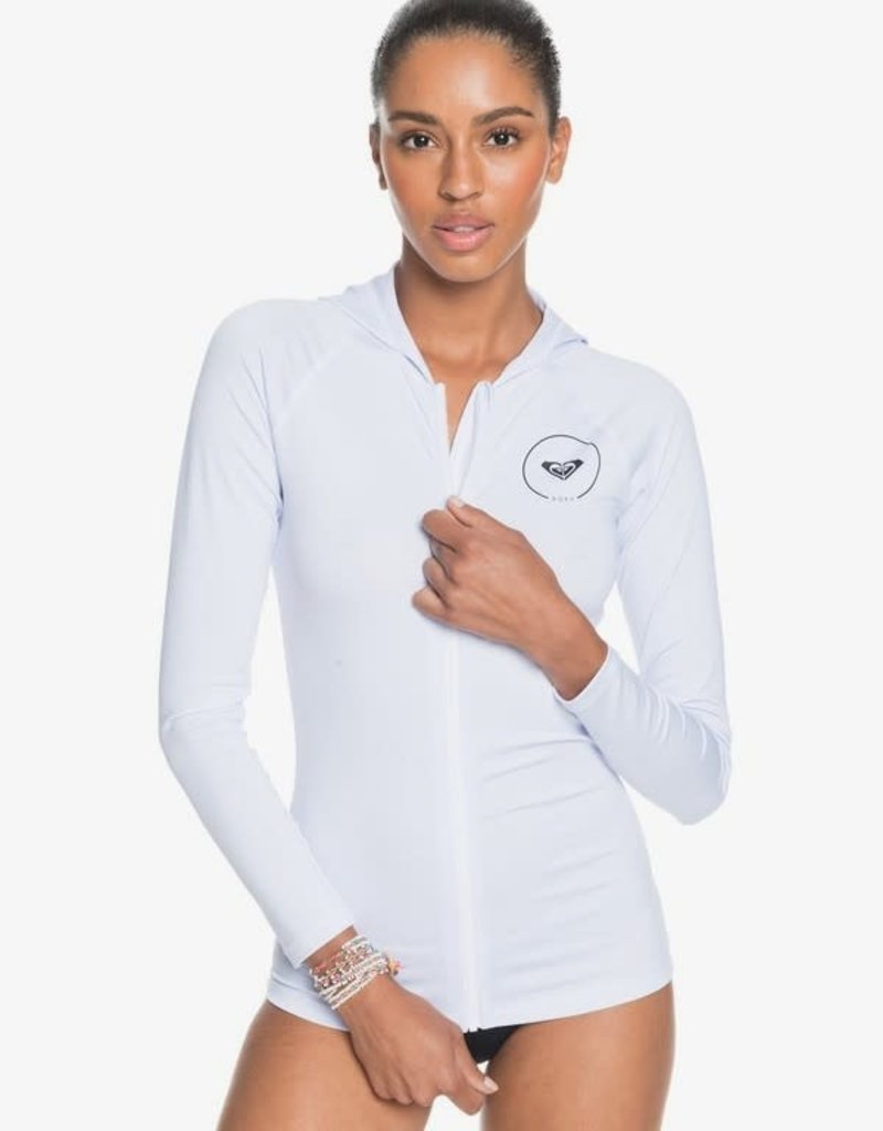 Roxy Roxy Long Sleeve Hooded UPF 50 Rashguard