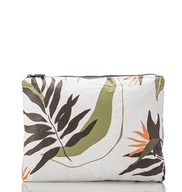 Aloha Collection Aloha Mid Painted Birds Neutrals/White
