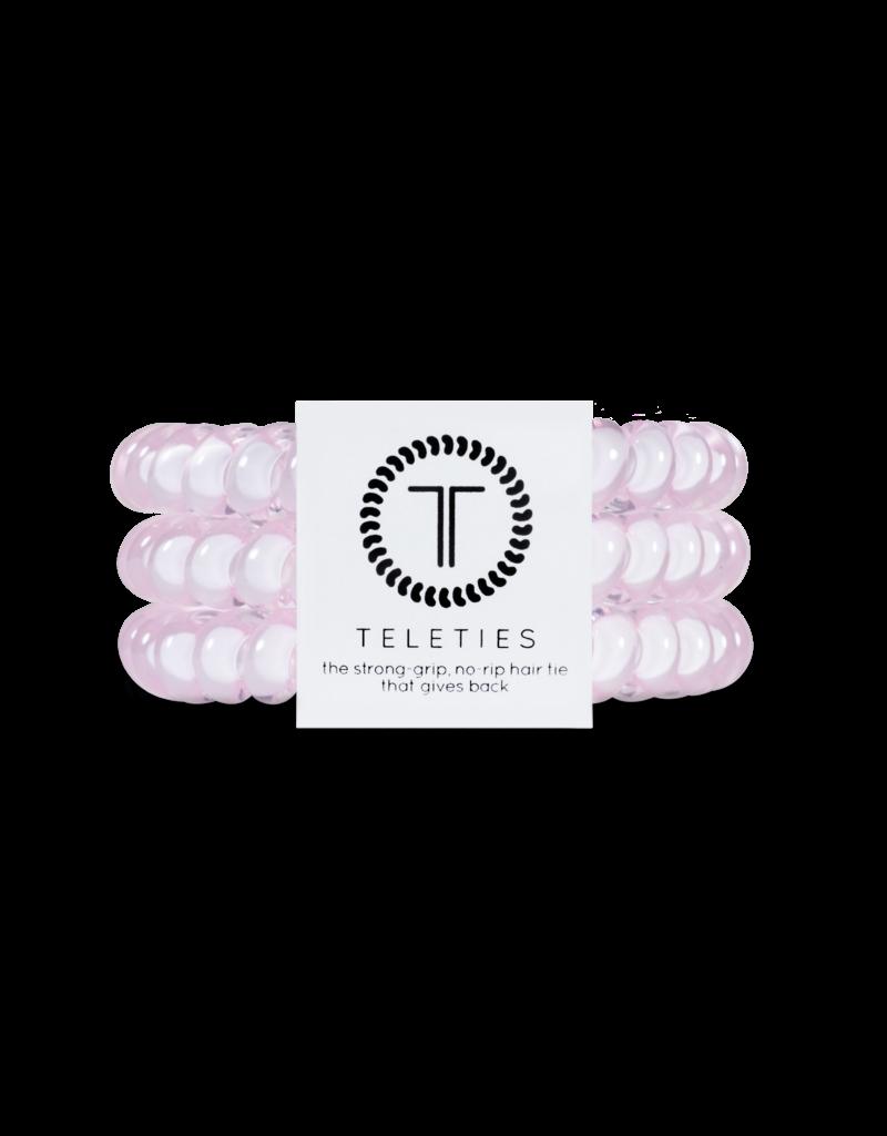 Teleties Teleties Rose Water Pink 3 Pack - Small