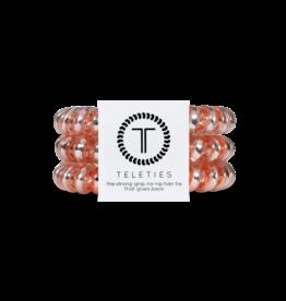 Teleties Teleties Millenial Pink 3 Pack - Large