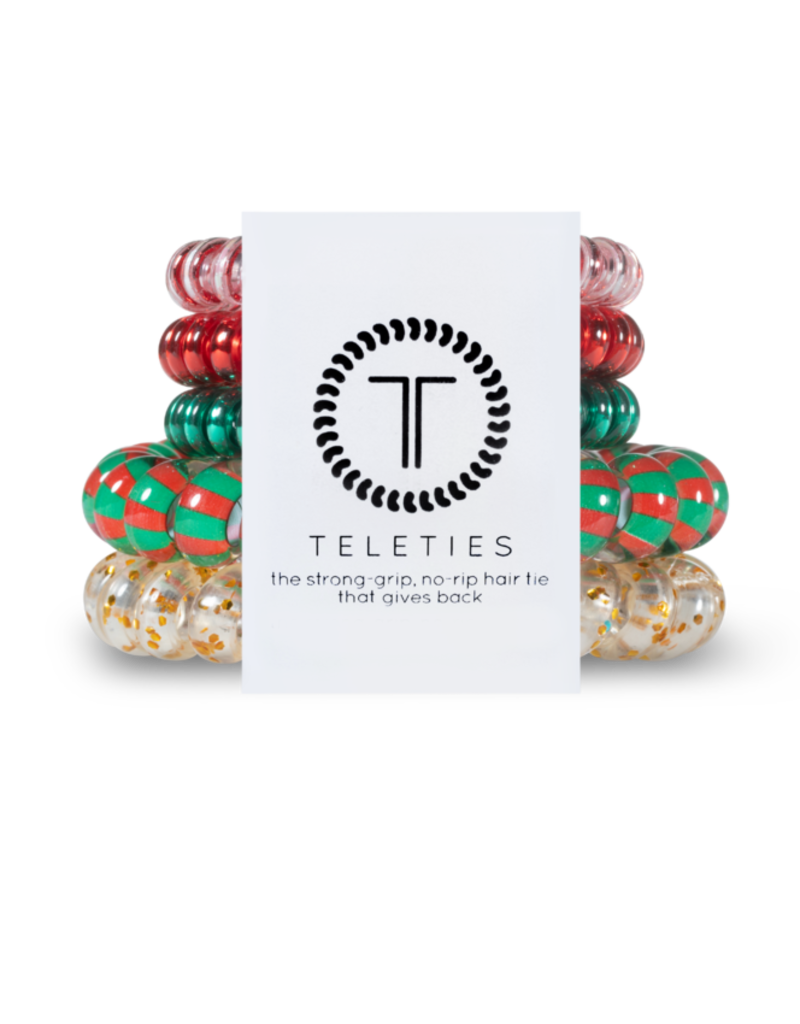 Teleties Teleties Who's Your Santa 5 Pack - Limited Edition