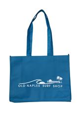 Old Naples Surf Shop ONSS Reusable Tote Bag