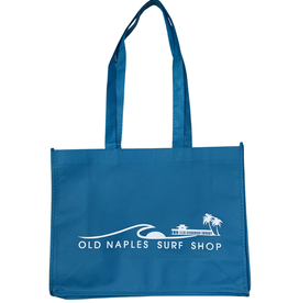 Old Naples Surf Shop ONSS Reusable Tote Bag