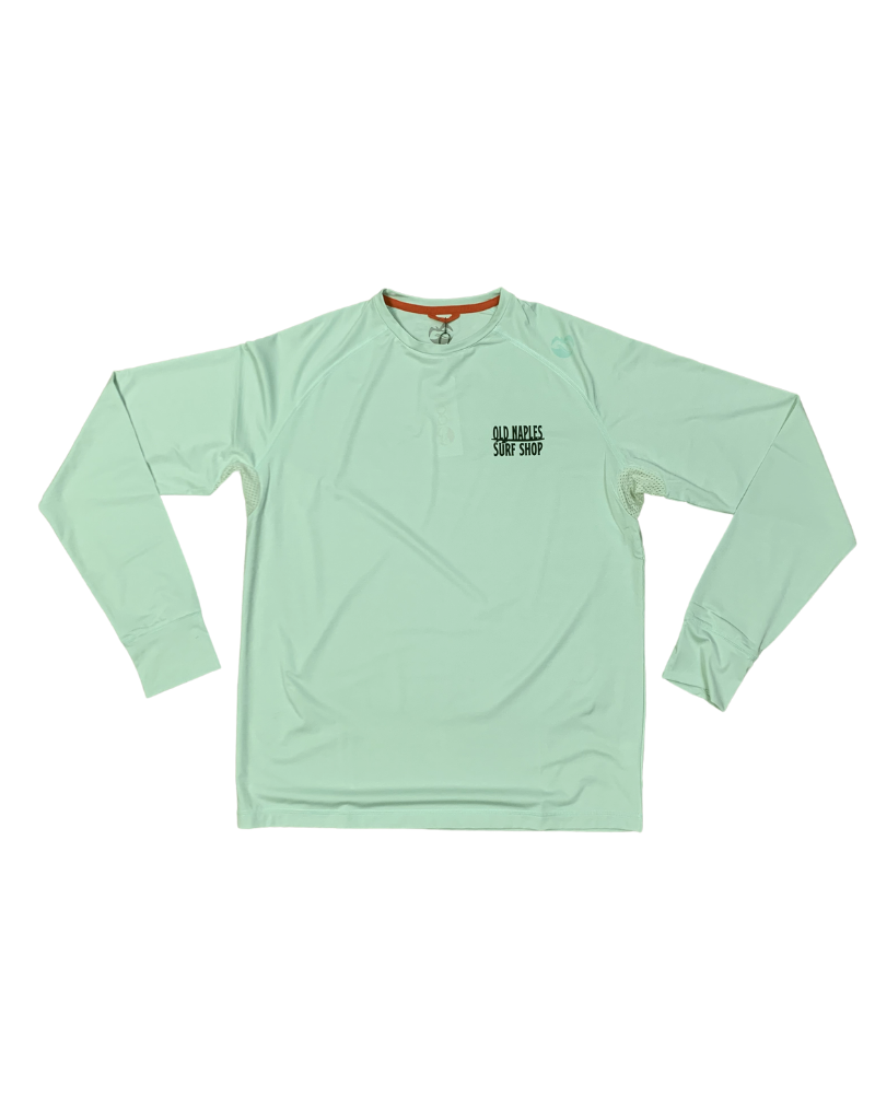 Old Naples Surf Shop ONSS Frigate Long Sleeve UV Shirt