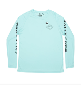 Salty Crew Salty Crew Hotwire Pinnacle Raglan