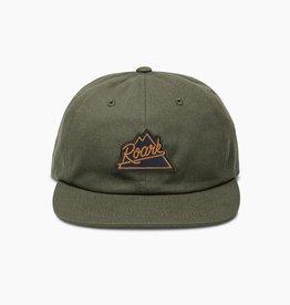 Roark Roark Peaking Snapback Hat