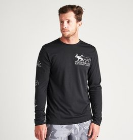 Roark Roark Mathis Knit Freedom & Chaos Long Sleeve Tee