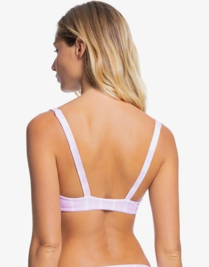 Roxy Roxy Sea & Waves Reversible Triangle Bikini Top