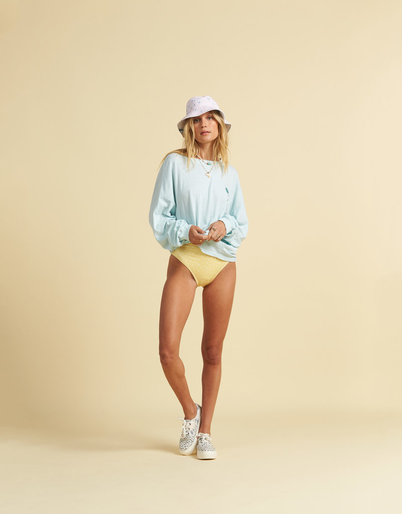 Billabong Billabong x The Salty Blonde Beach Boyfriend Long Sleeve T-Shirt