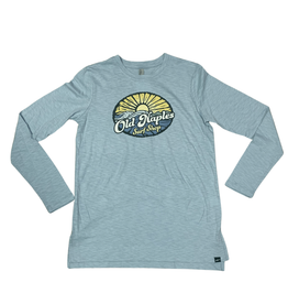 Old Naples Surf Shop ONSS Zirconia Long Sleeve Tee