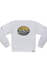 Old Naples Surf Shop ONSS Zirconia Boatneck Crew