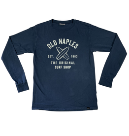 Old Naples Surf Shop ONSS Marks the Spot Long Sleeve Tee