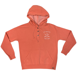 Old Naples Surf Shop ONSS Vortex Snap Hoodie