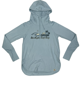 Old Naples Surf Shop ONSS Night Surf Hoodie