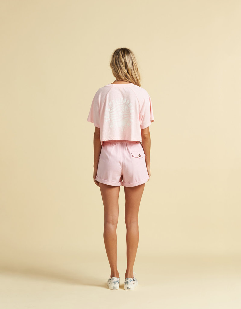 Billabong Billabong x The Salty Blonde Just Beachin T-Shirt