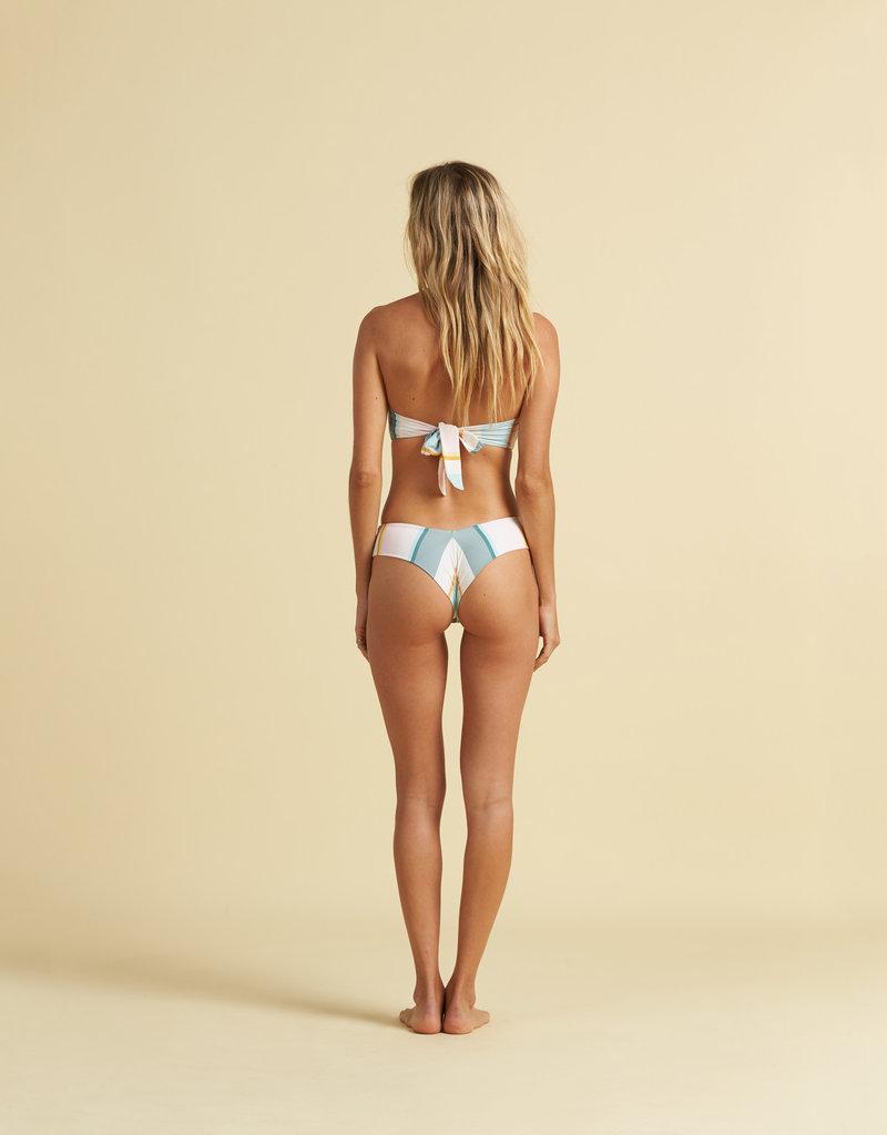 Billabong Billabong x The Salty Blonde Feelin Salty Bandeau Bikini Top
