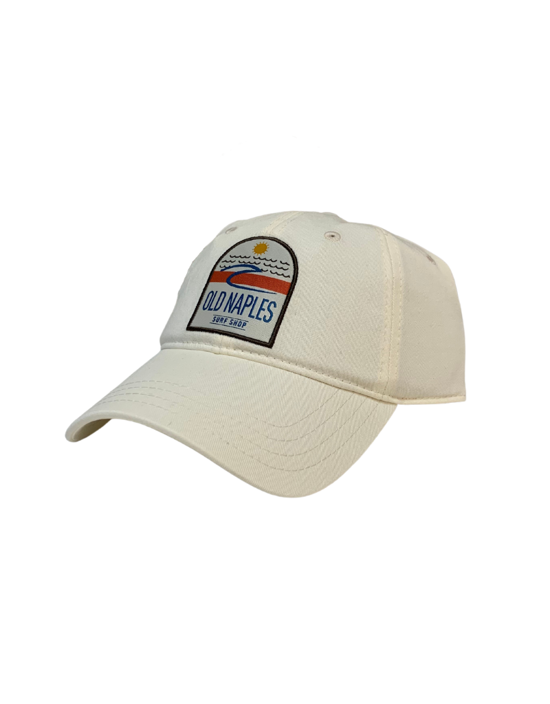 Old Naples Surf Shop ONSS Classic Wave Hat