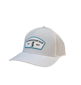 Old Naples Surf Shop ONSS Palms Trucker Hat
