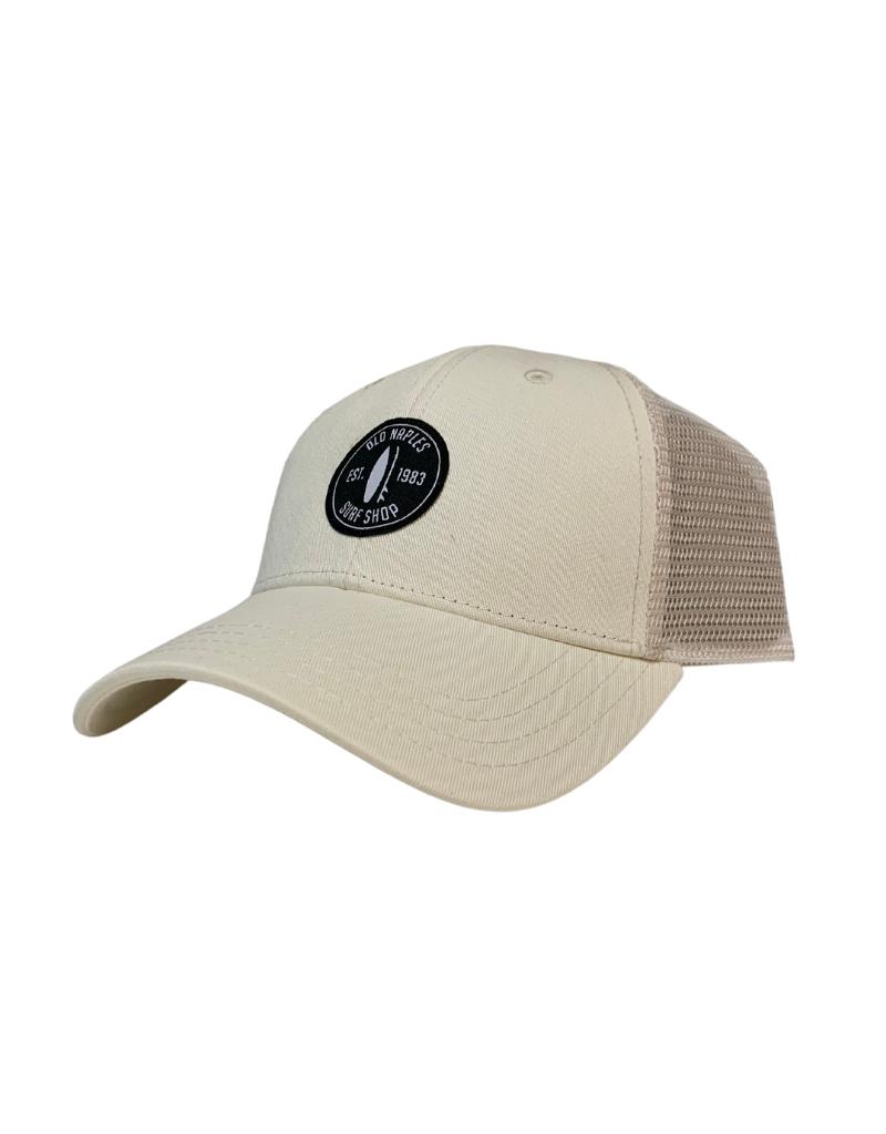Old Naples Surf Shop ONSS Quiver Trucker Hat