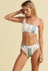 Billabong Billabong x The Salty Blonde Feelin Salty One Shoulder Bikini Top