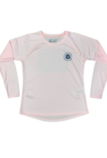 Old Naples Surf Shop ONSS Women's Nautical Chart Long Sleeve UV Shirt