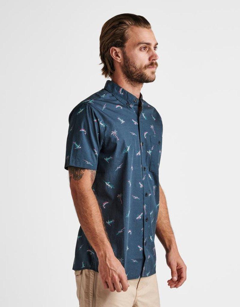Roark Roark Mariner Button Up Shirt