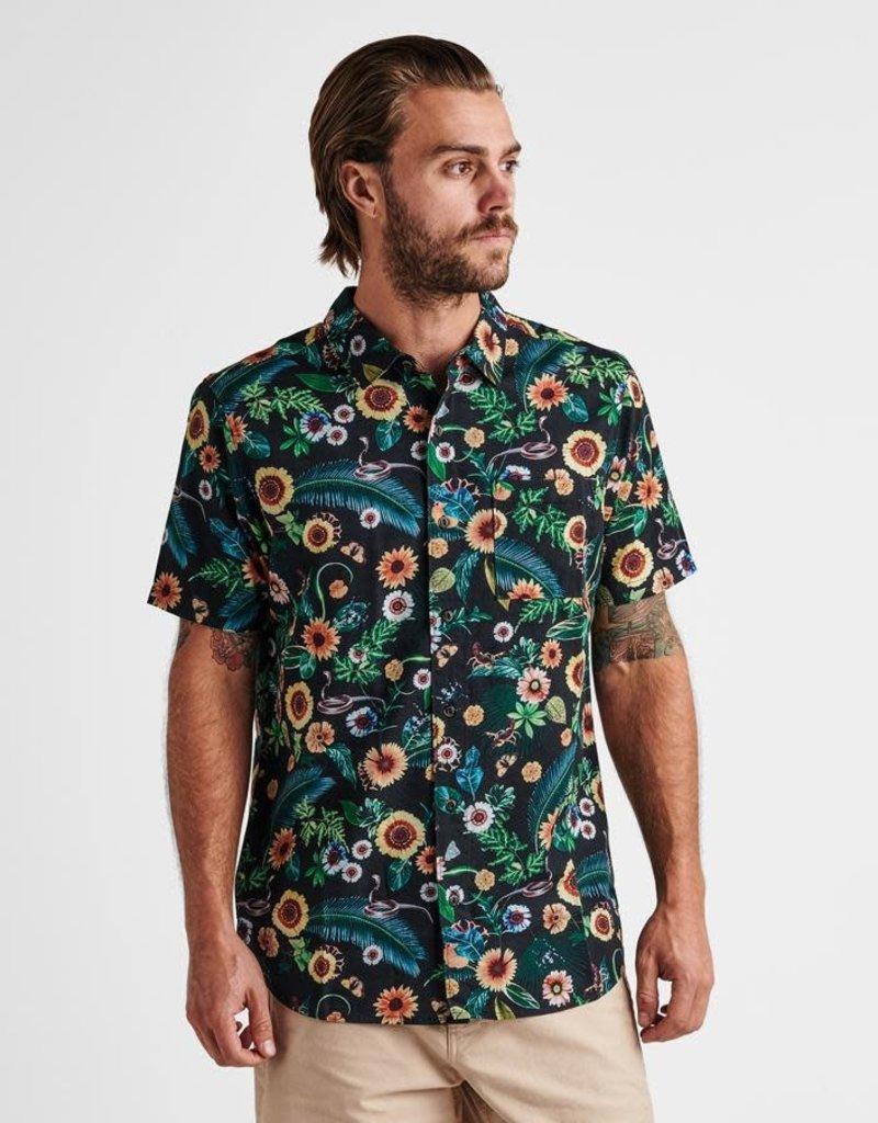 Roark Roark Menara Flora Button Up Shirt