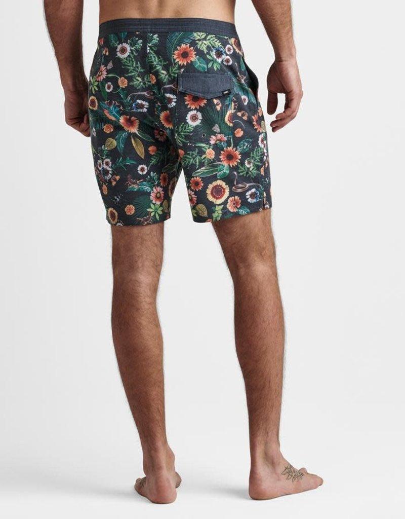 "Roark Roark Chiller Menara Flora 17"" Boardshorts"