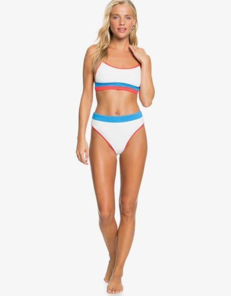 Roxy Roxy Hello July High Leg Bikini Bottoms