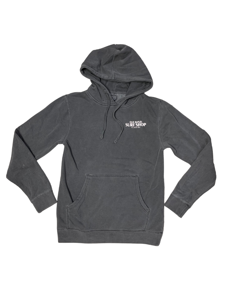 Old Naples Surf Shop ONSS Retro Summer Hoodie