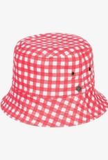 Roxy Roxy Girl's Dancing Shoes Reversible Bucket Hat