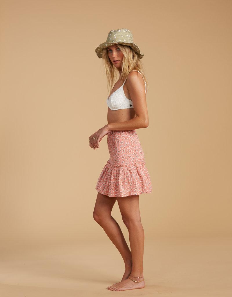 Billabong Billabong x The Salty Blonde Upside Skirt