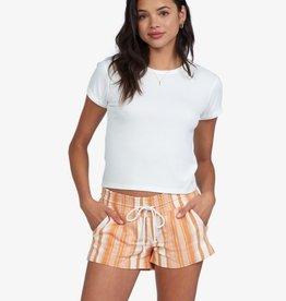 Roxy Roxy Oceanside Striped Shorts