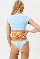 Frankies Bikinis Frankies Bikinis Katarina Terry Bikini Bottom